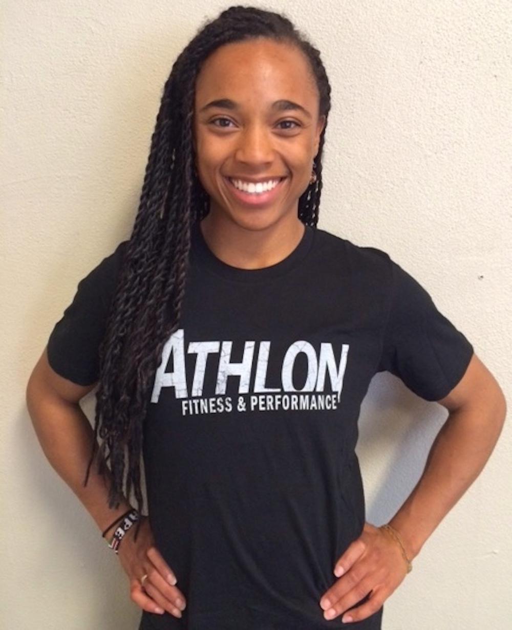 Jasmine-Pickett-personal-trainer-at-Athlon