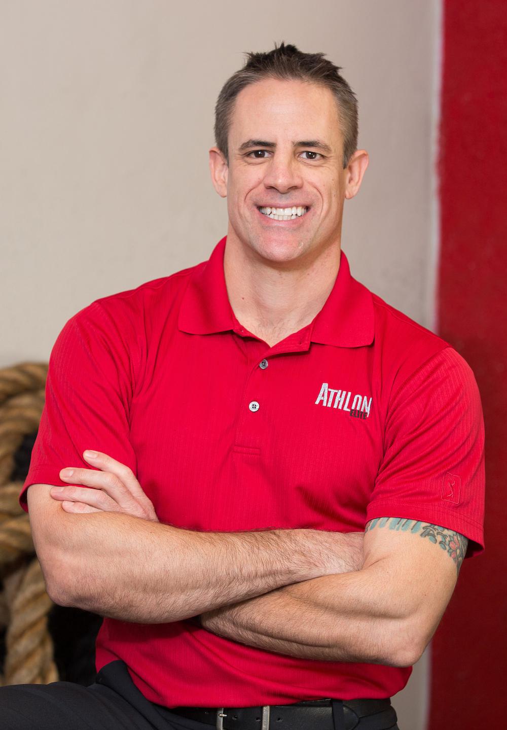 Ryan Joiner Athlon Trainer Pic
