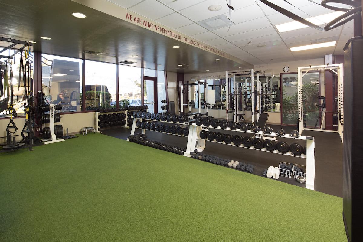 san-luis-obispo-gym-free-weights
